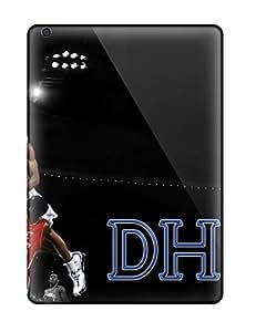 New Tpu Hard Case Premium Ipad Air Skin Case Cover(dwight Howard)