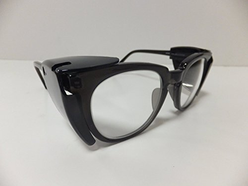 Radiation Safety Glasses in a Titmus Frame with