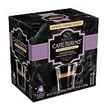 Cafe Turino Italian Style Espresso, (Apulia, 60 count) Nespresso Compatible Capsules