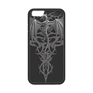 Dragon tribal iPhone 6 4.7 Inch Cell Phone Case Black VC980G1G