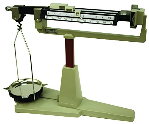Walter Products B-500-O Economy Hanging Pan Balance, 311 g Capacity