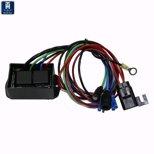 - Replacement Relay Harness for Atlas Hydraulic Plate