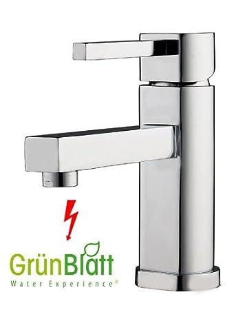 Hervorragend Niederdruck Bad Armatur Waschtischarmatur Einhebelmischer  LH26