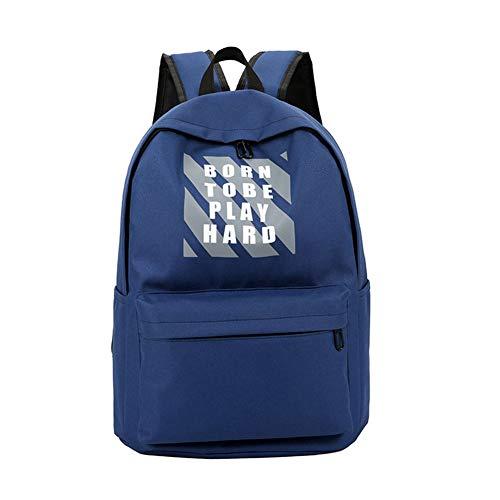 Laptop Printing Popular CDKJ Schoolbag Rucksack Classic Capacity Large Backpack Fashionable Pink Unisex q4wYSX4