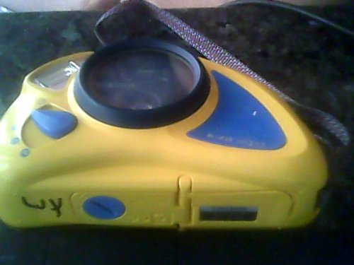 Minolta Waterproof Camera - 1