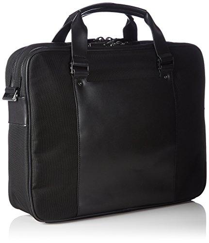 900 Sacs nylon Briefbag Main Portés Shyrt Noir 2 Porsche Mz black Xv11pq