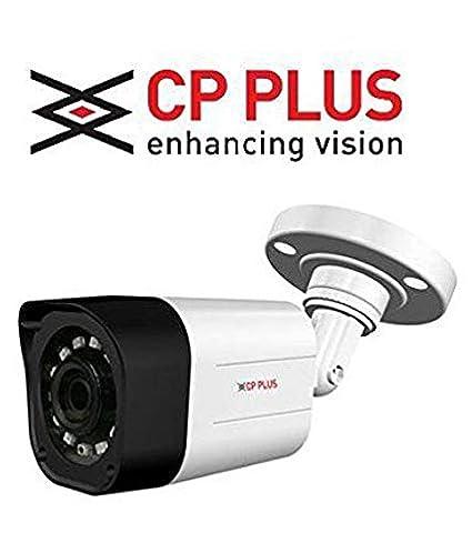 CP Plus Indigo CP-VAC-T24L2 2 4 MP Astra HD IR Dome Camera (White)