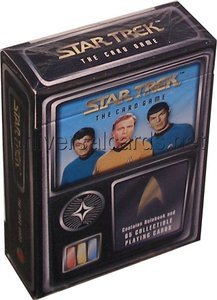 Star Trek: The Card Game. The Original Series Starter Box. ()