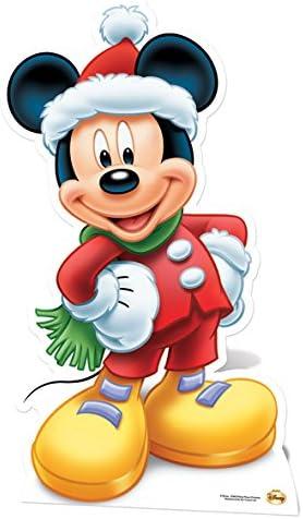 StarCutouts - Peluca para Disfraz de Adulto Mickey Mouse (SC603 ...