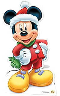 Star Cutouts Cut Out Of Minnie Mouse Christmas Amazon Co Uk