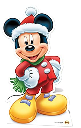 star cutouts cut out of mickey mouse christmas