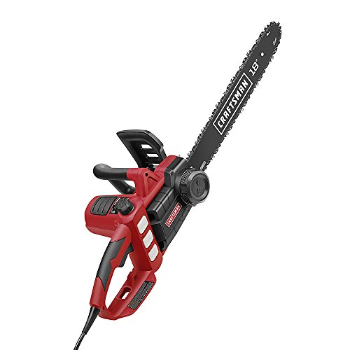 Craftsman 4.0hp Electric Chainsaw 18'' by Craftsman