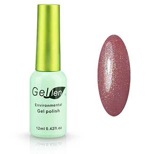 Gellen LED Gel Polish UV Gel Colors 1pc 12ml Shiny Lovely Gr