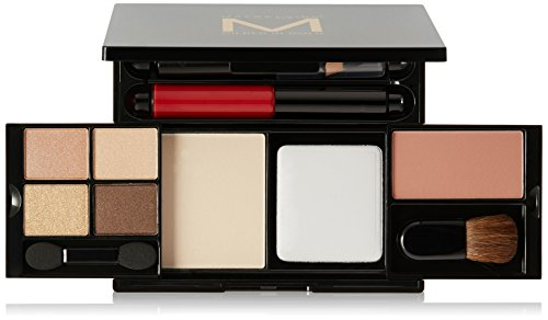 Maybelline New York Gilded Makeup Kit Palette, Gold