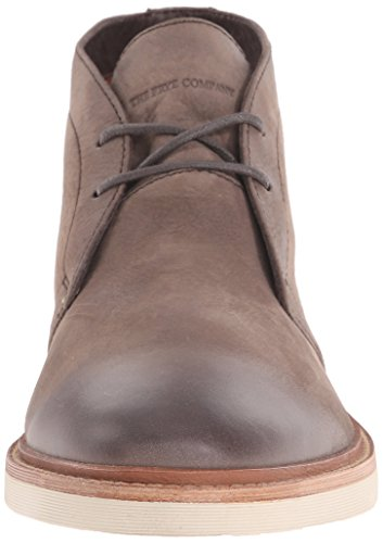 Frye Mens Joel Chukka Boot Charcoal