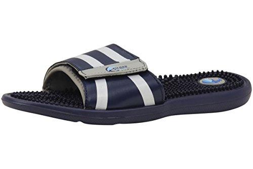 Island Surf Mens Fashion Slides Surf Navy Sandaal Schoenen 9