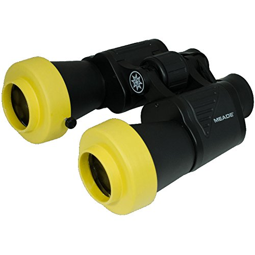 Cheap Meade EclipseView 10X50 Day or Night Binoculars with Removable Filters for Proper Viewing of The Solar Eclipse on August 21st (127000)
