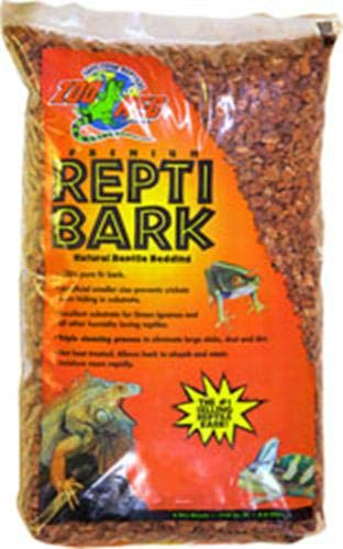 Zoo Med Reptile Bark Fir Bedding, 24 Quarts by Zoo Med