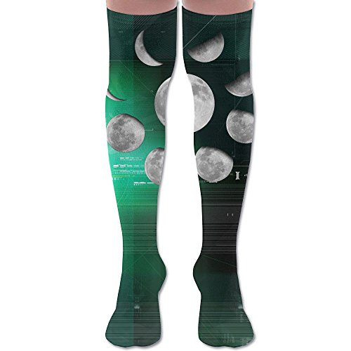 Wonderful Total Lunar Eclipse 2017 Outdoors Soft And Elastic Casual Socks