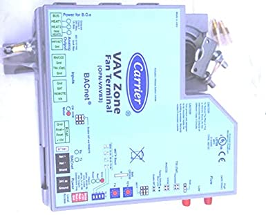 Carrier OPN-VAVB3 VAV Zone Fan Terminal Controller Control ...