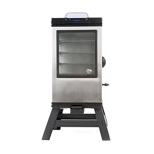 Masterbuilt Pro 20072415 30 in. Bluetooth Smart Digital Electric Smoker by Masterbuilt