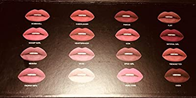 huda beauty lips scrubs 16 lips