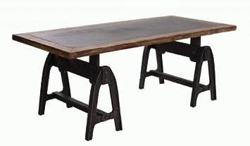 NEW YORK Tisch 200x91 Cm Im Retro Sytle Loft Style Esstisch Aus Holz Mit