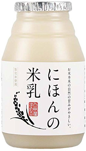 国産ライスミルク にほんの米乳 プレーン12本