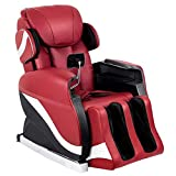 Merax Massage Chair Recliner Chair with Air Massage System Shiatsu Massage Chair (Brown)