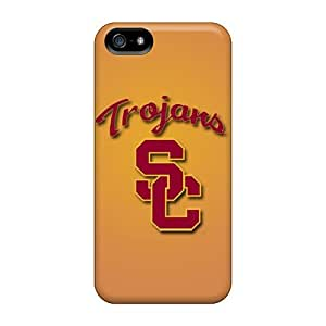 LastMemory Case Cover Skin For Iphone 5/5s (southern California Trojans)