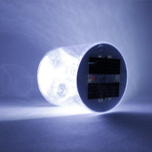 cistwin energ/ía Solar inflable LED farol luz nocturna Camping al aire libre l/ámpara impermeable cis-57599