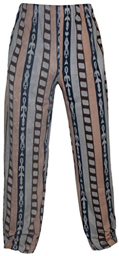 The Big Lebowski The Dude Pajama Pants (Adult Small)]()