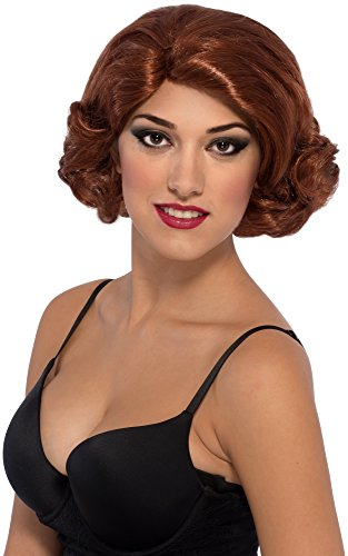 Avengers 2 Age of Ultron Deluxe Black Widow Wig