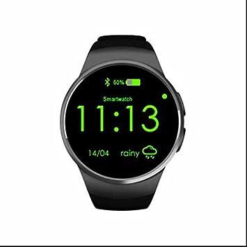 Smart Watch with Bluetooth Salud Perseguidor, 24 horas Pulsómetro ...