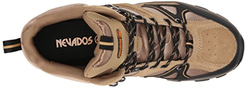 Images of Nevados Men's Talus Hiking Boot Light Brown/Black 11 M US