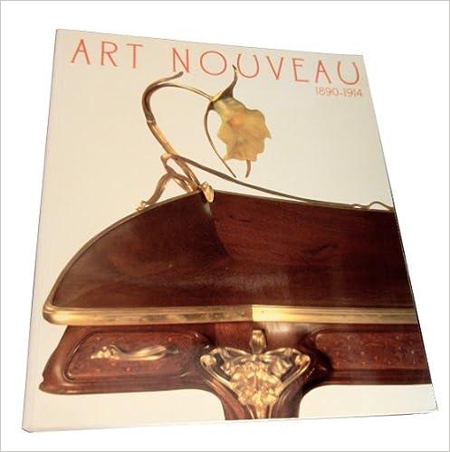 Book Art Nouveau: 1890-1914
