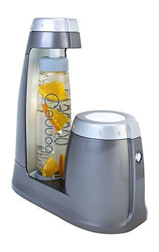Bonne O Home Sparkling Beverage System (BOI-02) with 5 cylinder-free carbonators.