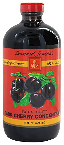 BERNARD JENSEN BLACK CHERRY CONC X-QUAL, 16 FZ