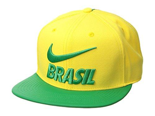 NIKE Brasil 2018 Pro Hat ()