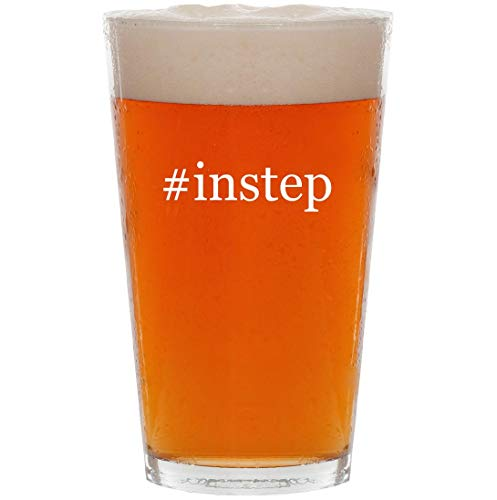 #instep - 16oz Hashtag Pint Beer Glass
