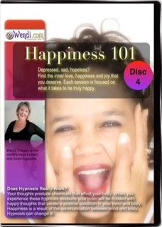 Cd Breakthrough (Happiness 101, Ultimate happiness breakthrough with hypnosis! With Wendi)