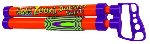 Kwik Tek Aqua Zooka Water Bazooka Double Shot, 18-Inch by Kwik Tek