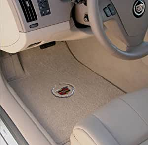lloyd mats ultimat front floor mats cadillac dts silver crest crest 2008 2009 2010. Black Bedroom Furniture Sets. Home Design Ideas
