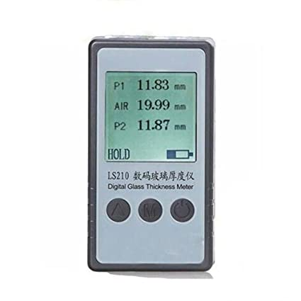 0b9b1ca9750 Image Unavailable. Image not available for. Color  Digital Glass Thickness  Meter ...