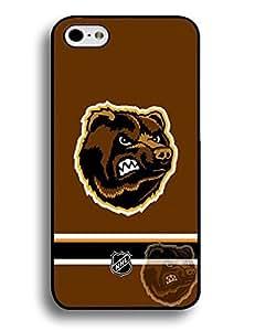 Boston Bruins Logo iPhone 6 Plus 5.5 Inch Rugged Series Phone Case