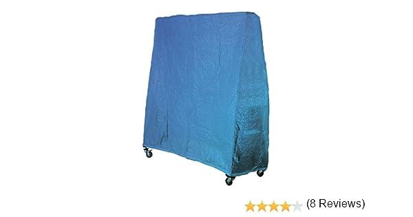 Garlando Funda Mesa Ping Pong Azul: Amazon.es: Juguetes y juegos