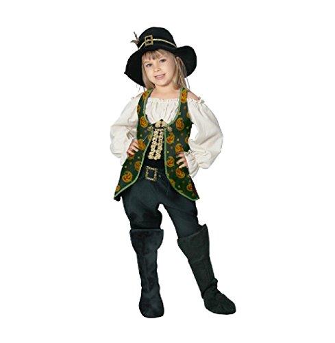 Disney Pirates of The Caribbean - Angelica Costume - Child M Costume ()