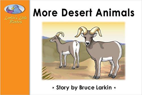 Amazon more desert animals ebook bruce larkin kindle store more desert animals by larkin bruce fandeluxe Images