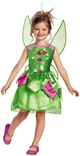 Tinker Bell Classic Child Costume - Medium (Costume Character Storybook)