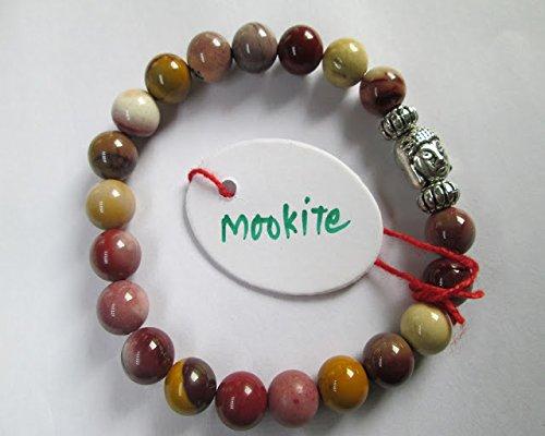 wholesalegemshop-mookite-8-mm-bead-buddha-bracelet